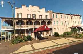 Saint James Hotel Selma
